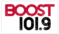 BOOST 101.9 is a current media partner